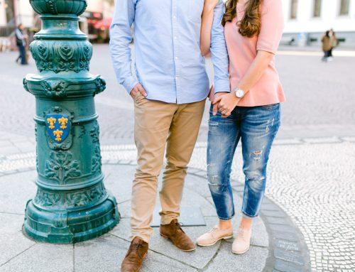 Engagementshooting in Wiesbaden | Ramona & Silvan
