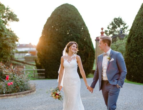 Hochzeit auf Schloss Wachendorf | Anastasia & Alexander