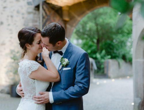 Ramona & Silvan | Hochzeit auf Schloss Romrod 2/2