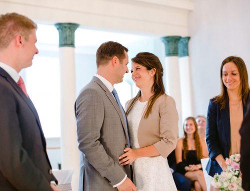 Ramona & Silvan | Hochzeit auf Schloss Romrod 1/2