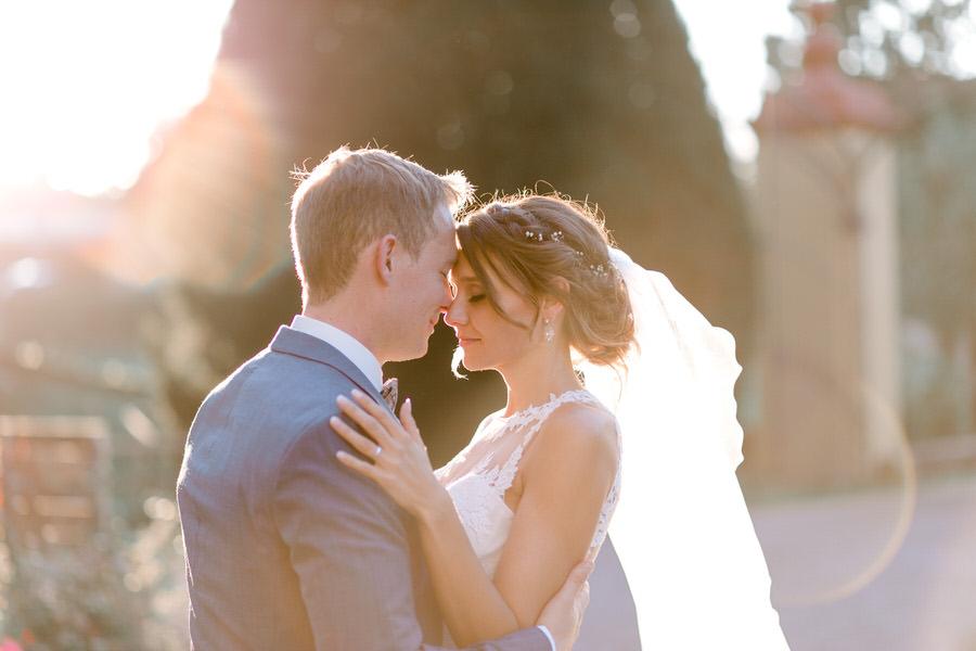 Heiraten auf Schloss Wachendorf